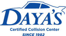 dayas-certified-collision-center-logo